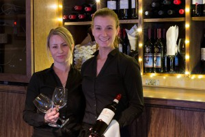 Two of our lovely servers!